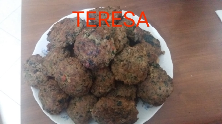 Polpette all'arrangiata