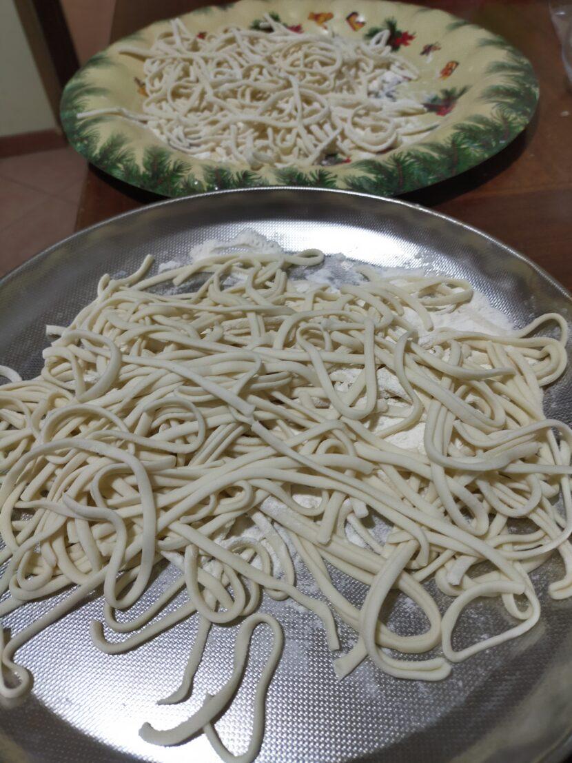 """""""tagliolini con pastamaker"""""""